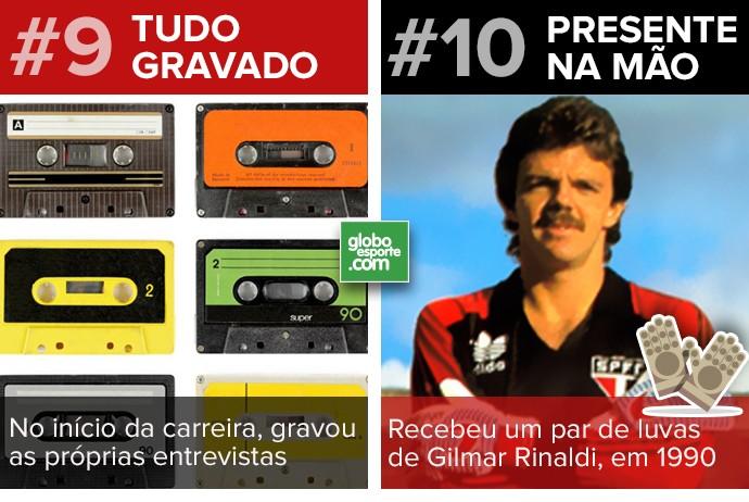 Cartela Curiosidades Ceni 6 (Foto: GloboEsporte.com)