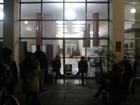 Servidores bloqueiam acesso ao prédio da reitoria da UFRGS