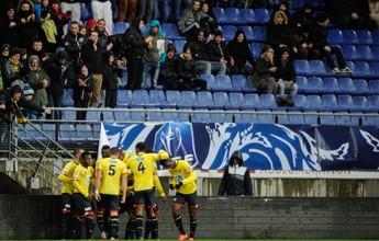Love entra no 2º tempo, mas não evita saída do Monaco da Copa da França