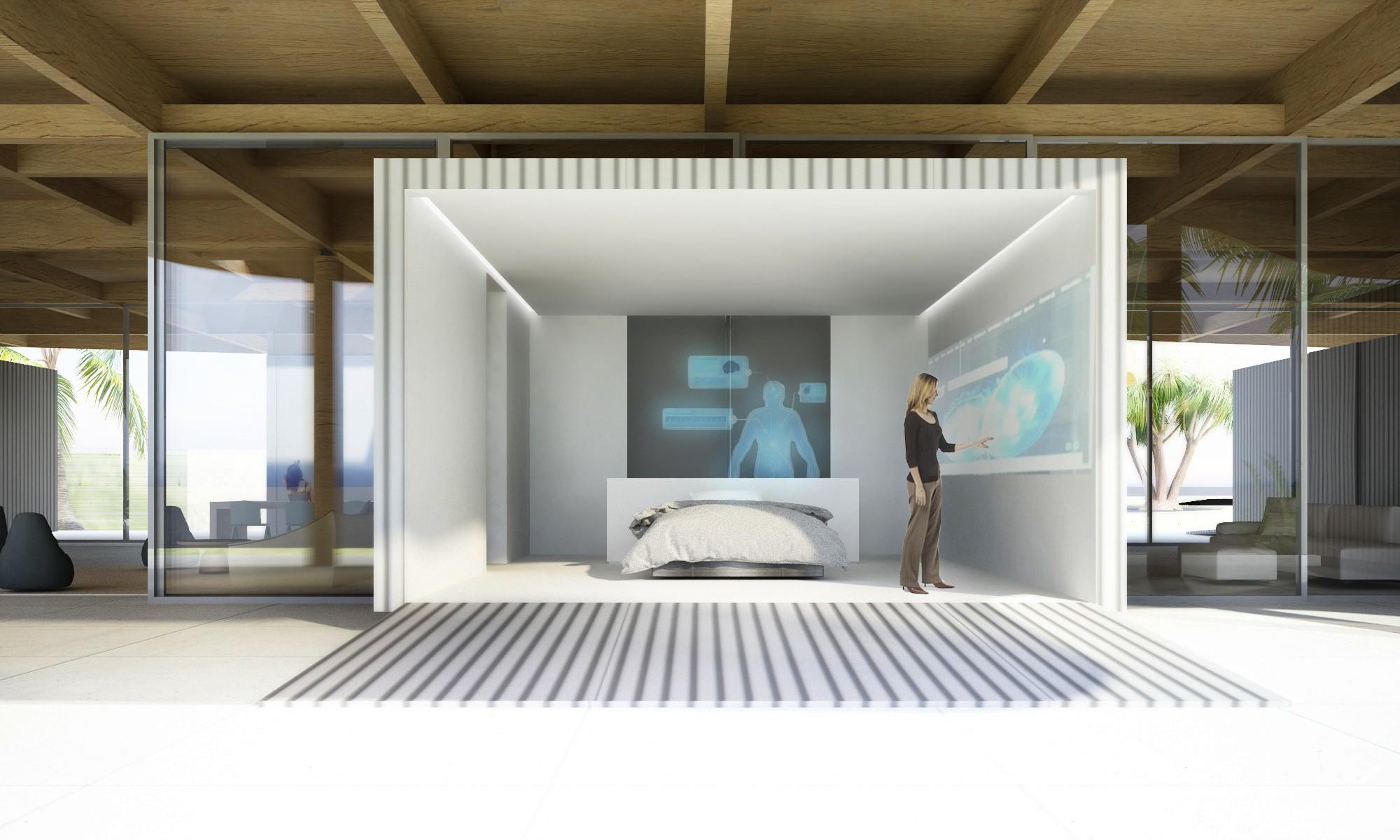 Projeto Casa do Futuro (Foto: Divulgação)