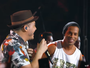 Wesley Safadão lança clipe de dueto com Ronaldinho Gaúcho; veja vídeo
