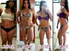 Jovem de MS perde 20 kg, vira capa de revistas e atrai 96 mil fãs em blog