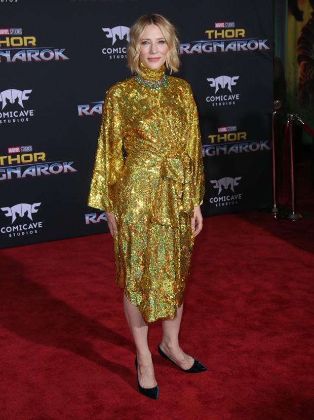 Cate Blanchett (Foto: BackGrid)