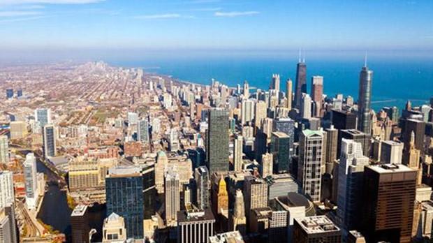 Chicago vista de cima (Foto: Divulgao)
