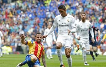 Varane deve desfalcar Real na final da Liga e preocupa França para Eurocopa