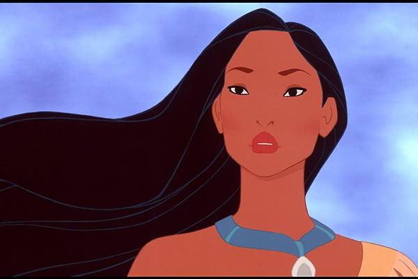 Pocahontas (Foto: Divulgação)