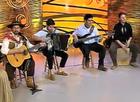 Érlon Péricles canta 'Rio Grande Tchê'  (Reprodução/RBS TV)