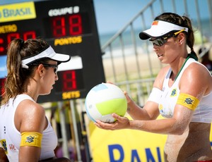 Torneio feminino ainda terá semifinais (Foto: Fillipe Araújo/CBV)