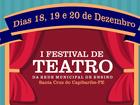 'I Festival de Teatro' reúne escolas  de Santa Cruz do Capibaribe, PE