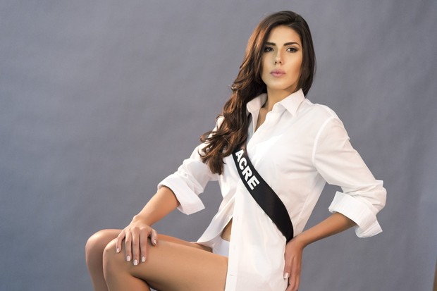 Miss Acre BE Emotion 2016 - Jucianne Menezes (Foto: Lucas Ismael / Divulgação Miss BE Emotion 2016)