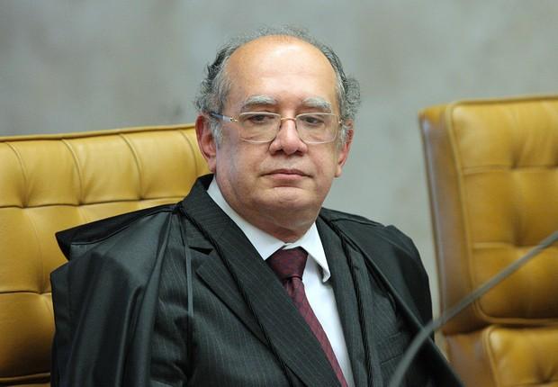 O ministro Gilmar Mendes do STF (Foto: Carlos Moura/SCO/STF)