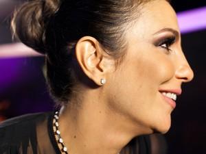 Look pretinho Ivete Sangalo (Foto: Dafne Bastos / TV Globo)