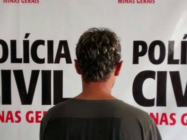 Suspeito tráfico de drogas Juiz de Fora (Foto: Polícia Civil/Divulgação)