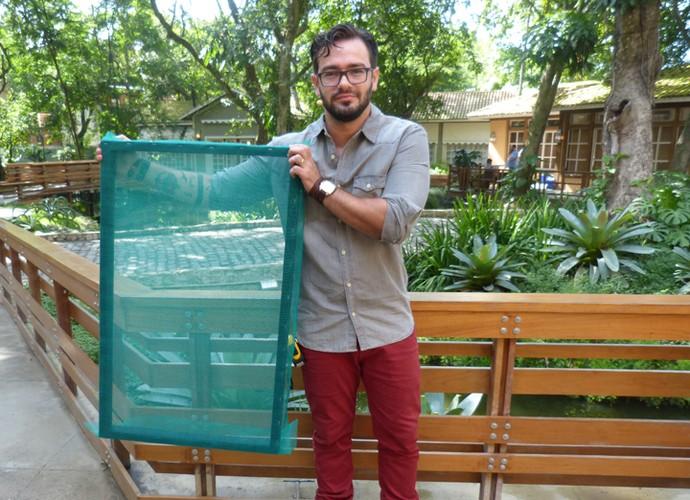 Conhecido Aprenda a blindar sua casa contra a dengue e faça telas para se  FN35