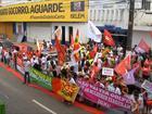 Estados registram manifestações a favor de Dilma e contra ajuste fiscal