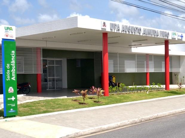 UPA de Cruz da Armas deve ser inaugurada nesta quarta-feira (28) (Foto: Ivomar Gomes Pereira/Secom-JP)