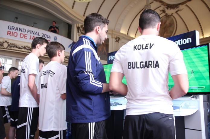 Oito finalistas farão a final do FIWC (Foto: Zíngara Lofrano / TechTudo)
