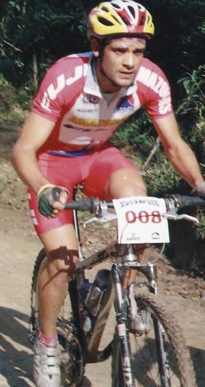 Rubens Valeriano Mountain Bike (Foto: Rubens Valeriano/Arquivo Pessoal)