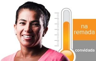 Silvana Lima termômetro (Foto: GloboEsporte.com)