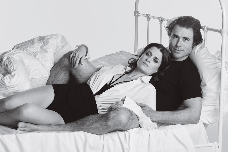 Giuliana Romanno e Cristiano Baran (Foto: Reprodução/Vogue Brasil)