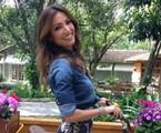 Patrícia Poeta | Carolina Morgado/Gshow