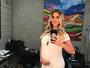 Andressa Suita mostra barriga de 6 meses de gravidez: 'Baby com a mãe'