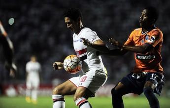 """Bauza minimiza reclamação de Ganso e elogia: """"Jogador com muito talento"""""""