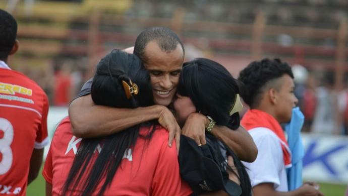 Rivaldo, acesso Mogi Mirim (Foto: Murilo Borges)