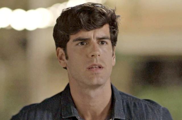 Marcos Pitombo é Felipe em Haja coração (Foto: TV Globo)