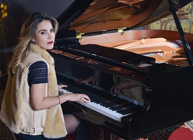 Wanessa Camargo (Foto: Cauê Moreno/Ed Globo)