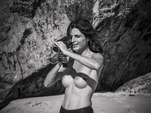 Rio de Topless: Ana Paula Nogueira (Foto: divulgao)
