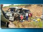 Vítimas de acidente com ônibus em Trairão morrem no PSM em Santarém