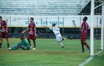 Dupla Come-Fogo vence no Sub-15, mas perde no Sub-17 do Paulista