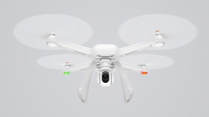 Mi Drone é o primeiro quadricóptero da Xiaomi (Foto: Divulgação/Xiaomi)