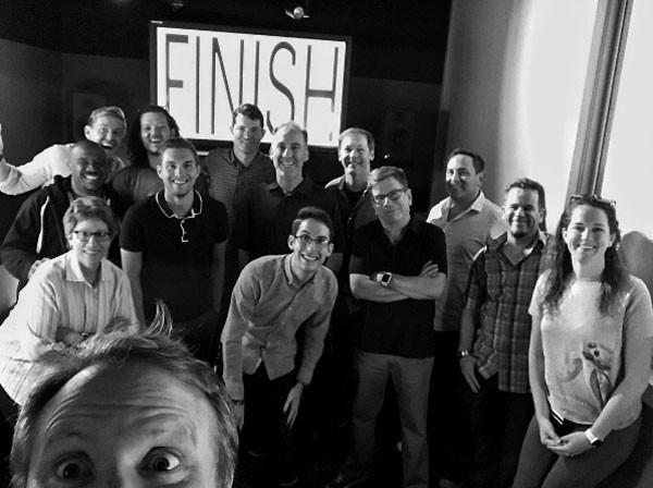 Rian Johnson e sua equipe finalizam pós-produção do Os Últimos Jedi (Foto: Divulgação)
