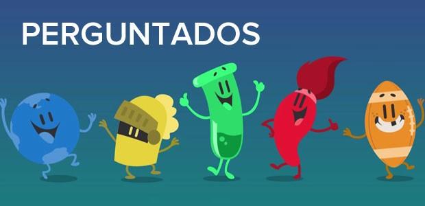 'Perguntados' é o quinto game para celular mais baixado no Brasil em 2014, segundo o Google. (Foto: Divulgação/Etermax)