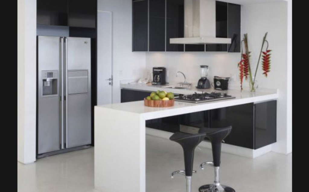 Another Image For cozinha americana de pobre