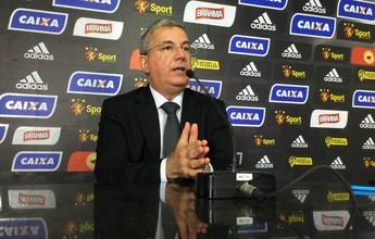 Sport promete cinco reforços para Série A e ratifica interesse em Agenor
