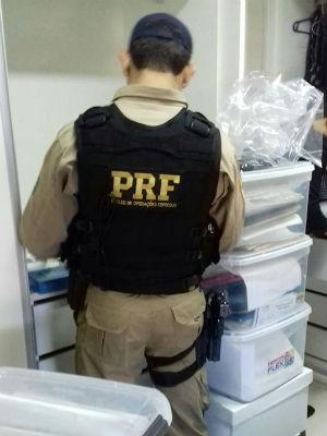 Operação desarticula esquema de cobrança de propina no TJ-BA, diz MP (Foto: Divulgação/PRF)