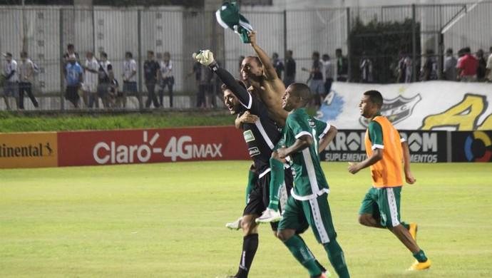 ABC x Gama - Copa do Brasil (Foto: Augusto Gomes/GloboEsporte.com)