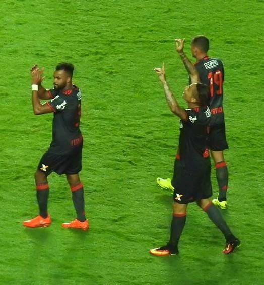 Tempo Real (Fred Gomes/ GloboEsporte.com)