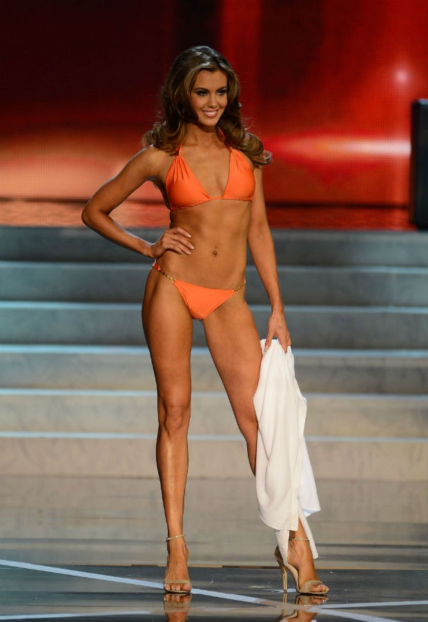 Miss Estados Unidos 2013 (Foto: Jeff Bottari/AP Photo)