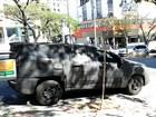 Picape da Fiat em testes é flagrada circulando em Belo Horizonte