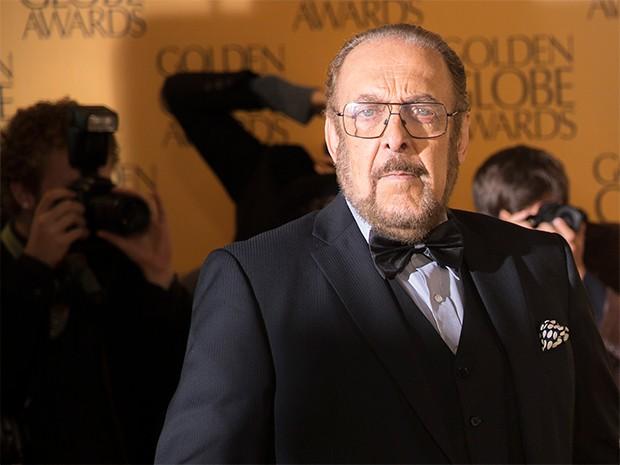 Jack Parker no tapete vermelho do último Golden Globe Awards (Foto: Parker TV)