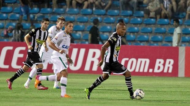 jogo Ceará x Chapecoense Copa do Brasil (Foto: Jarbas Oliveira / VIPCOMM)