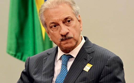 José Antunes Filho ,da Engevix (Foto: Renato Costa/Folhapress)