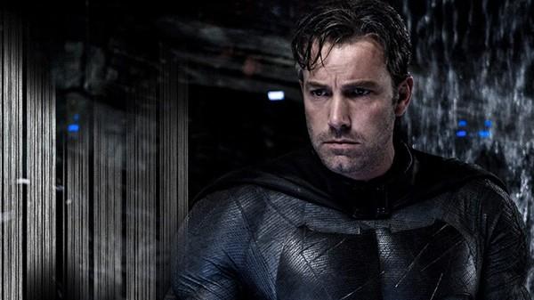 Ben Affleck em 'Batman vs Superman: A Origem da Justiça' (2016) (Foto: Divulgação)