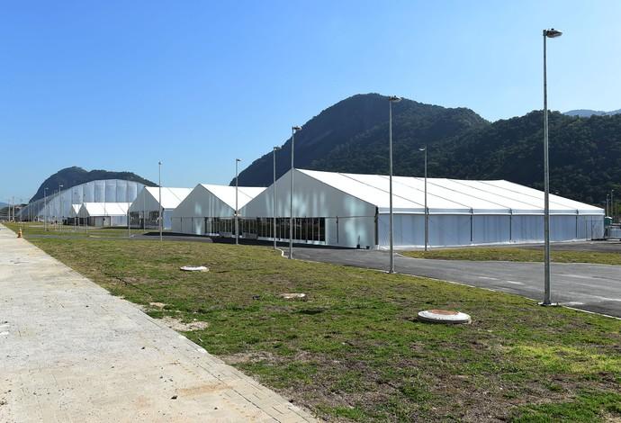 inauguração, Vila Olímpica, Rio 2016 (Foto: André Durão)