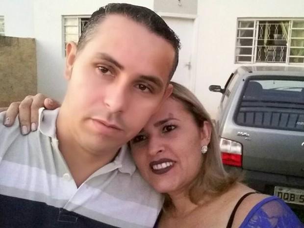 Alexandre e Francisca eram gerentes de uma padaria em Praia Grande, SP (Foto: Arquivo Pessoal)