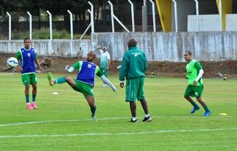 Caldense confirma jogos-treino contra o Mogi Mirim e o Ituano